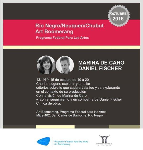Boomerang Programa Federal para las Artes