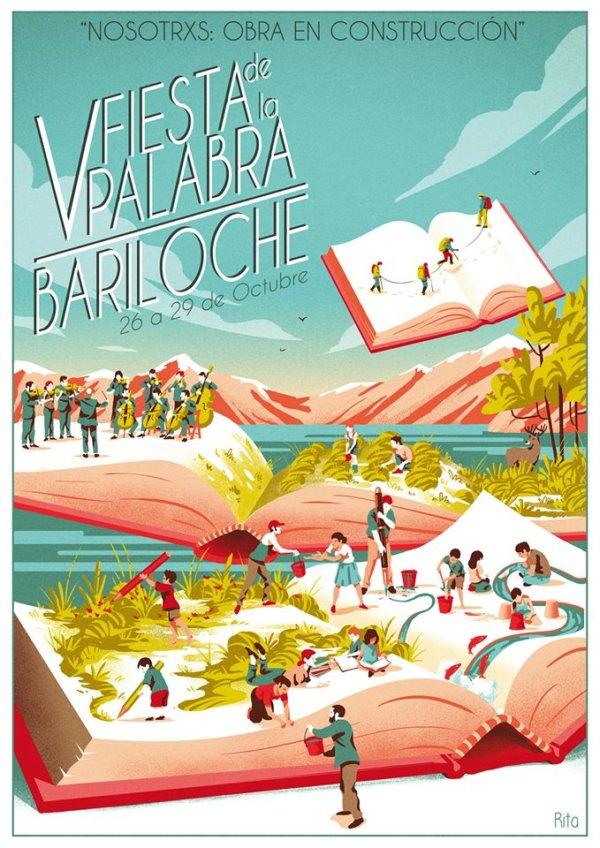 Fiesta de la Palabra / Bariloche 2do Premio
